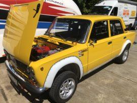 Lada nyolcszelepes rallye motor – GR2 Historic (2020)